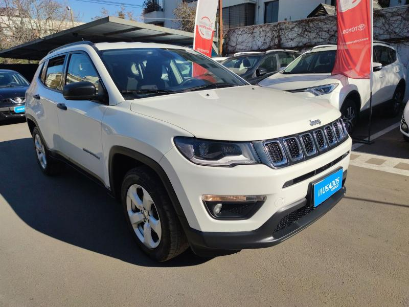 JEEP COMPASS ALL NEW COMPASS SPORT 2.4 2018  -
