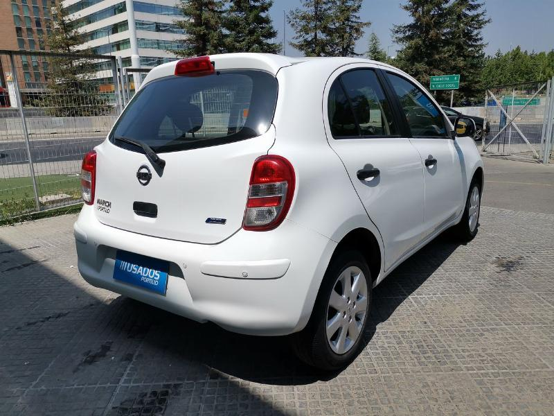 NISSAN MARCH MARCH ADVANCE 1.6 2013  - FULL MOTOR