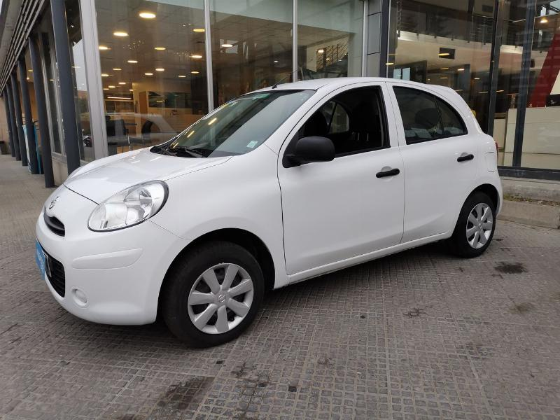 NISSAN MARCH MARCH  ACTIVE 1.6 2016  - FULL MOTOR