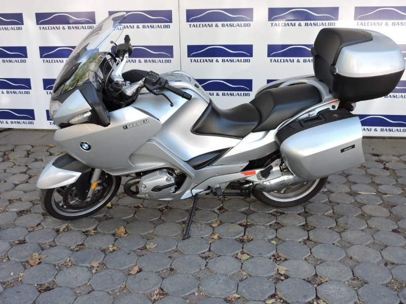 BMW R 1200 IMPECABLE 2008 RECIÉN LLEGADA - TALCIANI BASUALDO