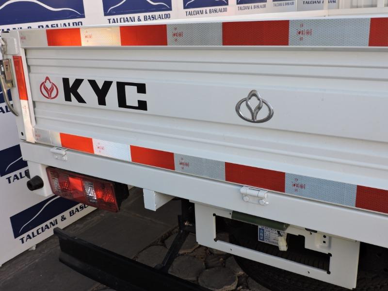 KYC X5 X5 PLUS CABINA SIMPLE  2021 NUEVO  - TALCIANI BASUALDO