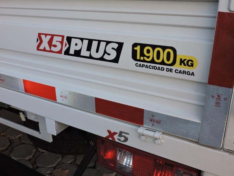 KYC X5 X5 PLUS CABINA SIMPLE  2021 NUEVO RECIÉN LLEGADOS - TALCIANI BASUALDO