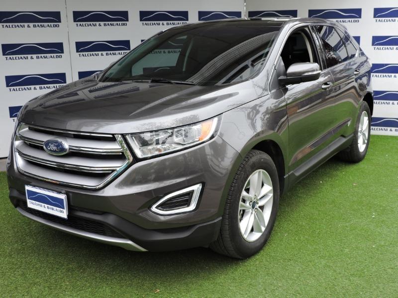 FORD EDGE 3.5 SEL 4WD AT 2018 ÚNICO DUEÑO - TALCIANI BASUALDO