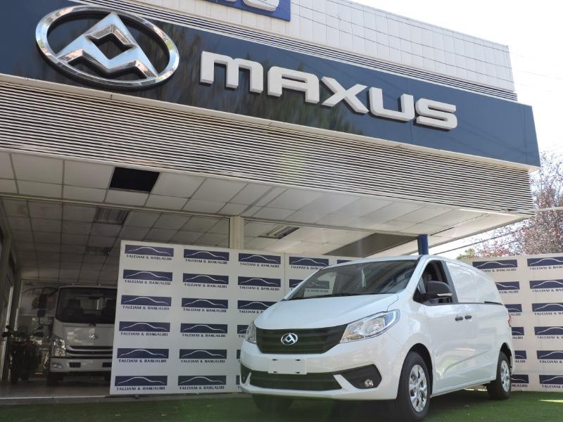 MAXUS G10 CARGO 2021 RECIÉN LLEGADO  -