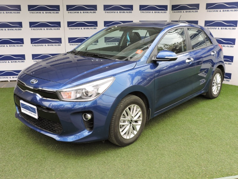 KIA RIO 1.4 EX HATCHBACK AT 2020 RECIÉN LLEGADO - TALCIANI BASUALDO