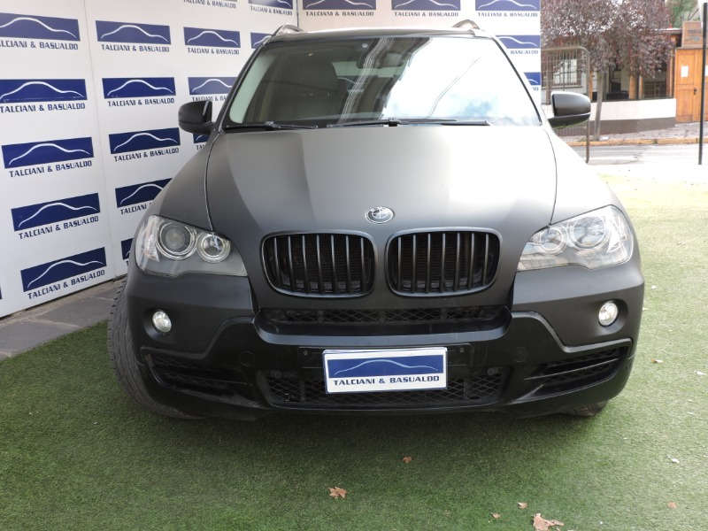 BMW X5 IA 4.8 2011 AUTOMÁTICO - TALCIANI BASUALDO