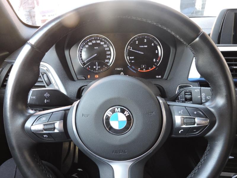 BMW 118D SPORT Lci 2.0 2018 AUTOMATICO. DIESEL. SUN ROOF - TALCIANI BASUALDO