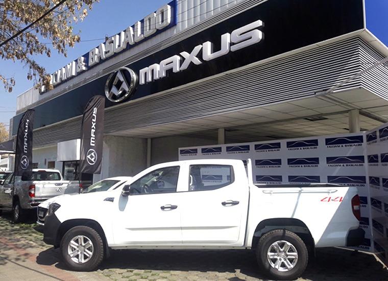 MAXUS T60 2.8 DX 4X2 DC PRECIO NETO +IVA 2020  - FULL MOTOR