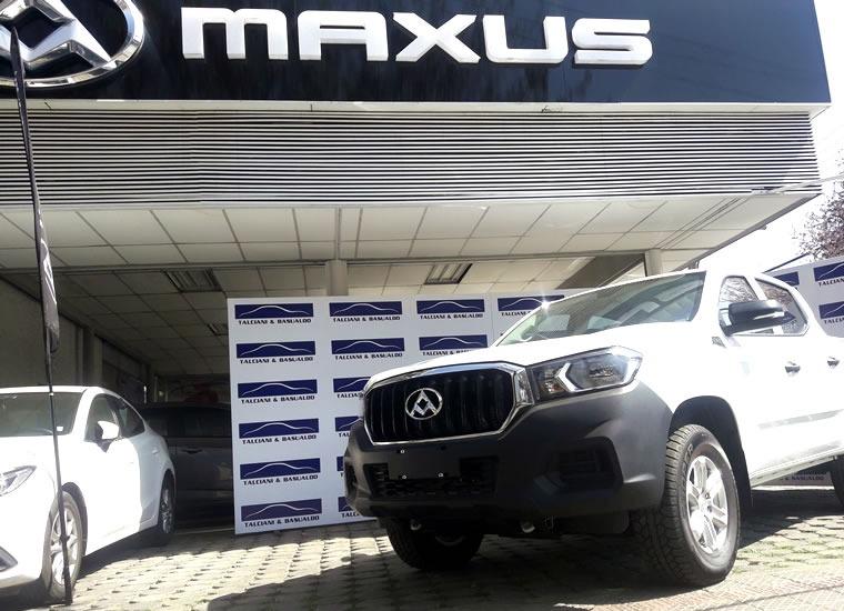MAXUS T60 2.8 DX 4X2 DC PRECIO INCLUYE IVA 2021 NUEVOS 0KM. HAGA SU RESERVA 2022 - TALCIANI BASUALDO