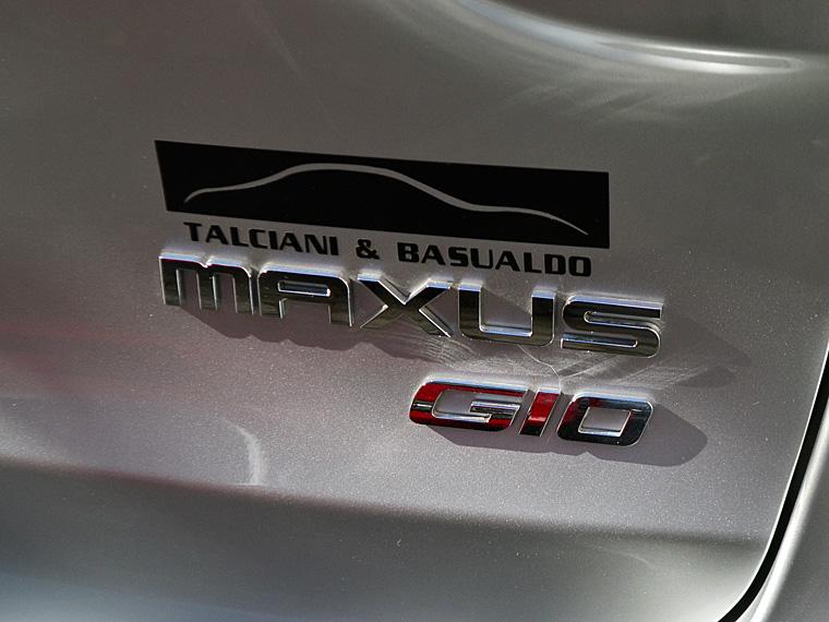 MAXUS G10 9+1 PRECIO NETO +IVA 2021 Transporte de pasajeros  - TALCIANI BASUALDO