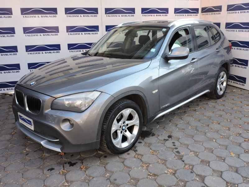 BMW X1 2.0 XDRIVE AT DIESEL 2012 IMPECABLE - único dueño - FULL MOTOR