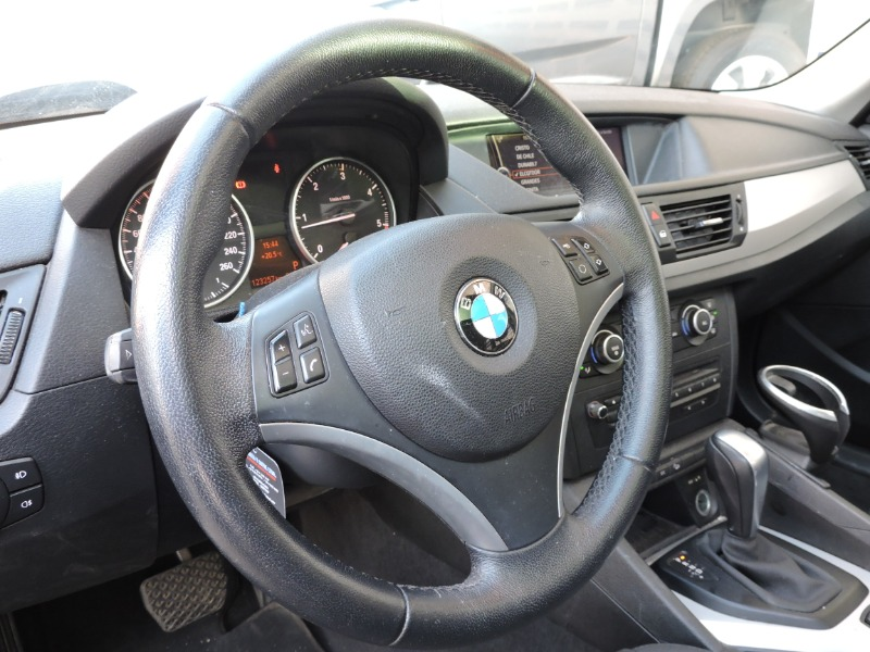 BMW X1 XDRIVE 2.0 AT DIESEL 2012 IMPECABLE - único dueño - FULL MOTOR