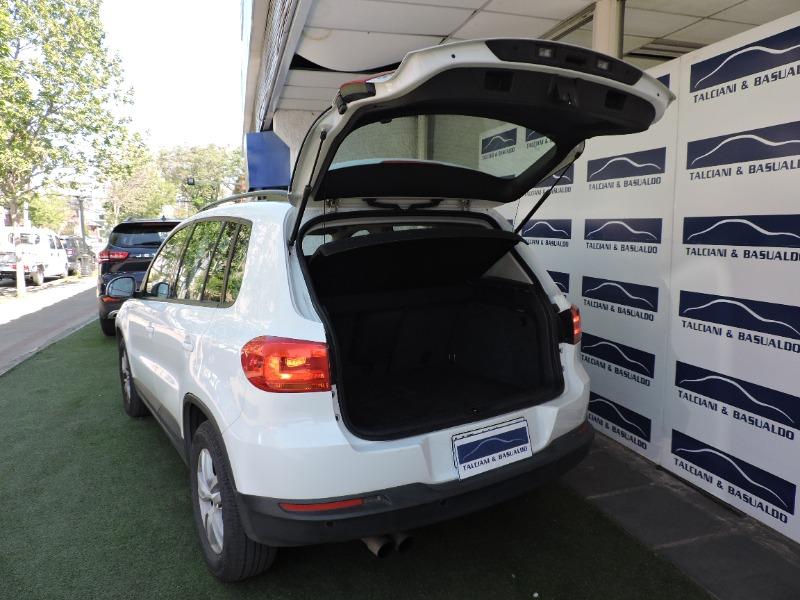 VOLKSWAGEN TIGUAN TREND 4x4 2015 AUTOMÁTICO - POCO KILOMETRAJE - TALCIANI BASUALDO