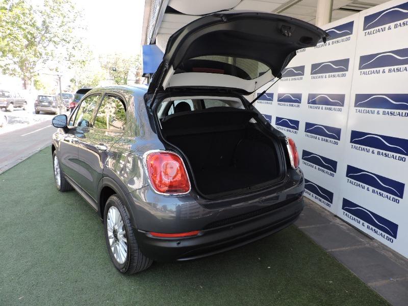 FIAT 500 X  1.4 POP TURBO 140HP 2019 OPORTUNIDAD POCOS KILOMETROS IMPECABLE  - TALCIANI BASUALDO