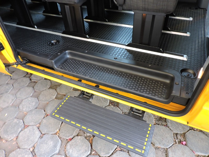 MAXUS V80 2.5 VAN ESCOLAR E5 FL 2020  - FULL MOTOR