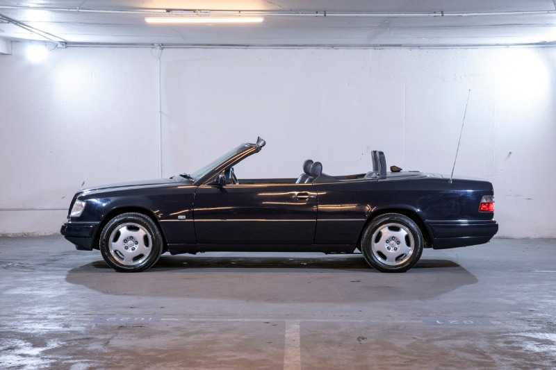 MERCEDES-BENZ E320 Convertible Look AMG  1993 EXCEPCIONAL - FULL MOTOR