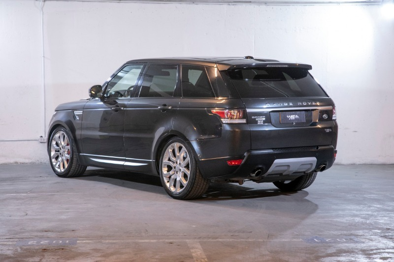 LAND ROVER RANGE ROVER SUPERCHARGED V8 2014 VERSION FULL IMPECABLE , MATENCIONES AL DIA  -