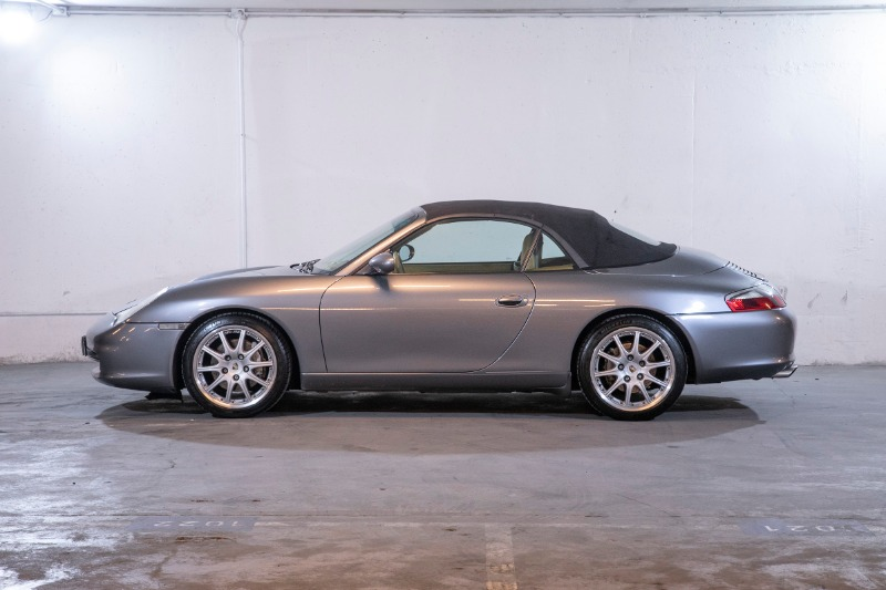 PORSCHE 911 CARRERA 4  2002 Impecable , Oportunidad REAL - FULL MOTOR