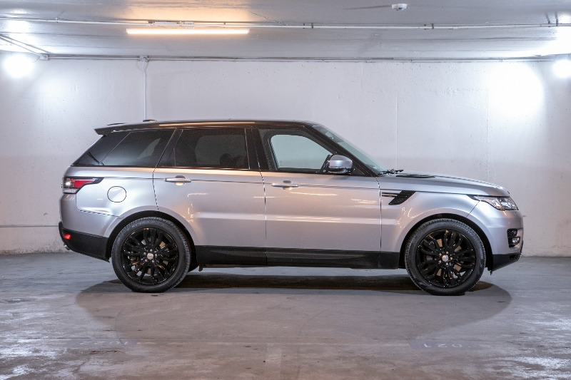LAND ROVER RANGE ROVER DIESEL 2015 Impecable , Oportunidad - FULL MOTOR