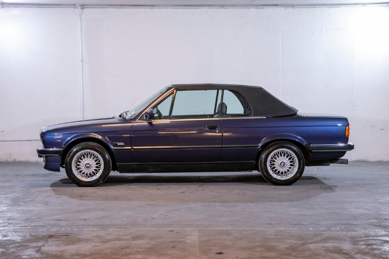 BMW 325 CONVERTIBLE  1990 Impecable , Oportunidad REAL - THE SUPER GARAGE
