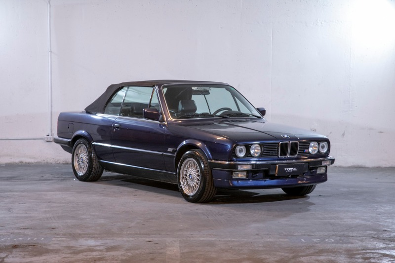 BMW 325 CONVERTIBLE  1990 Impecable , Oportunidad REAL - FULL MOTOR