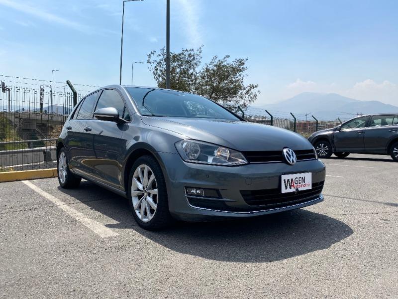 VOLKSWAGEN GOLF TSI BLUEMOTION 2018 1.4 TURBO DSG - FULL MOTOR