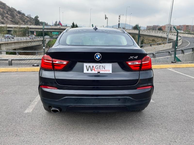 BMW X4 ÚNICO DUEÑO 2017 xDRIVE 2.0 OCHO CAMBIOS - FULL MOTOR