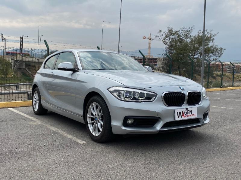 BMW 120 1.6 TURBO UN DUEÑO 2016 MANTENIMIENTO EN WBM - FULL MOTOR