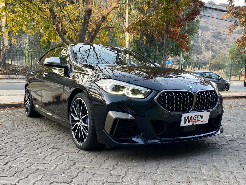 BMW M235 xDRIVE LÍNEA NUEVA 2021 SÓLO 1.800 KILÓMETROS - FULL MOTOR