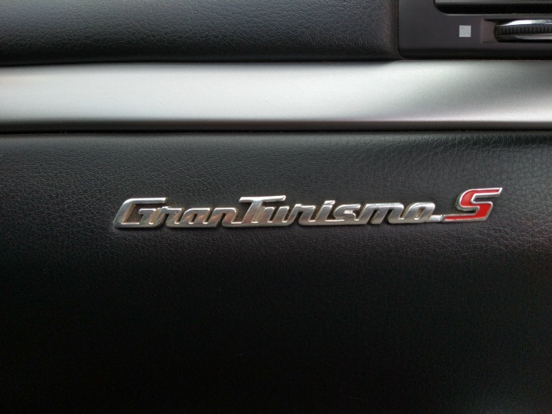 MASERATI GRAN TURISMO S COUPE 2011 V8 4.700 CC - FULL MOTOR
