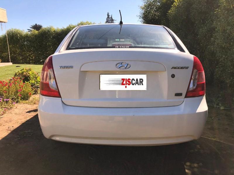HYUNDAI ACCENT 1.6 GLS AUT 2010 Excelente estado, automatico, aire acondicionado,  - FULL MOTOR
