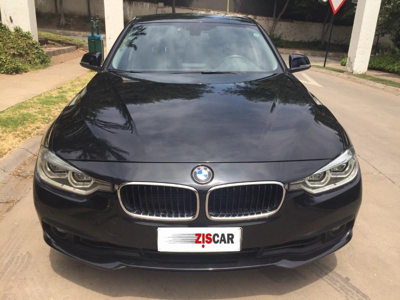 BMW 318I LCI 1.5 AUT 2016 Excelente estado, único dueño, cuero, mantenciones - FULL MOTOR