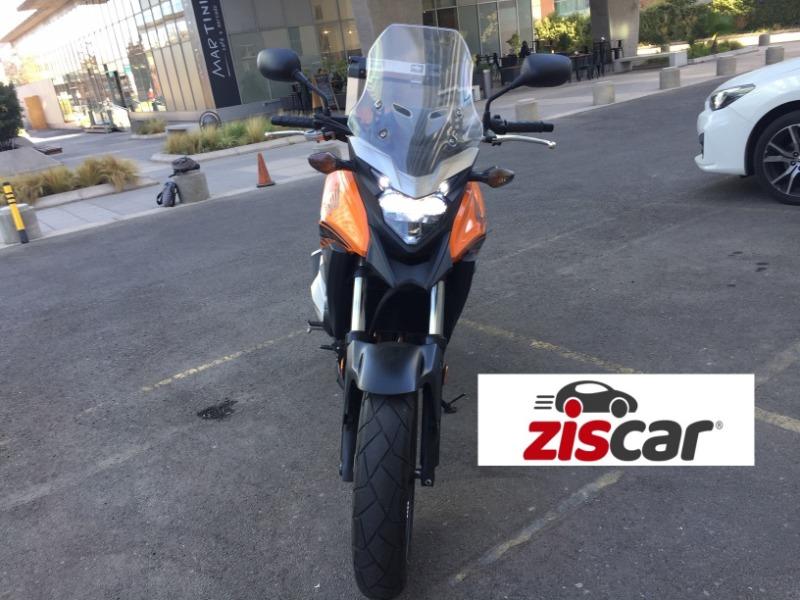 HONDA CB 500X  2018 Coordinar visita - contacto@ziscar.cl - FULL MOTOR