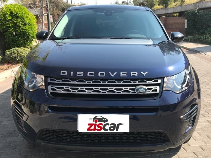 LAND ROVER DISCOVERY SPORT 2.0 4X4 OTTO AT 2019 Coordinar visita - contacto@ziscar.cl - FULL MOTOR