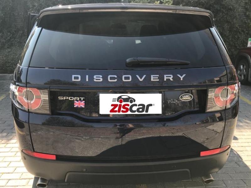 LAND ROVER DISCOVERY SPORT 2.0 4X4 OTTO AT 2019 Coordinar visita - contacto@ziscar.cl - FULL MOTOR