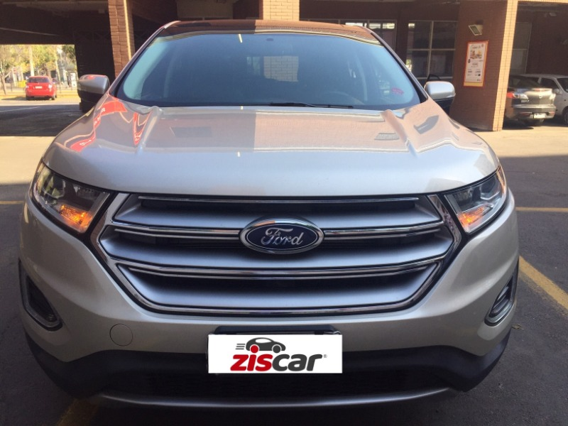 FORD EDGE 3.5 SEL AWD AT 2017 Coordinar visita - contacto@ziscar.cl - FULL MOTOR