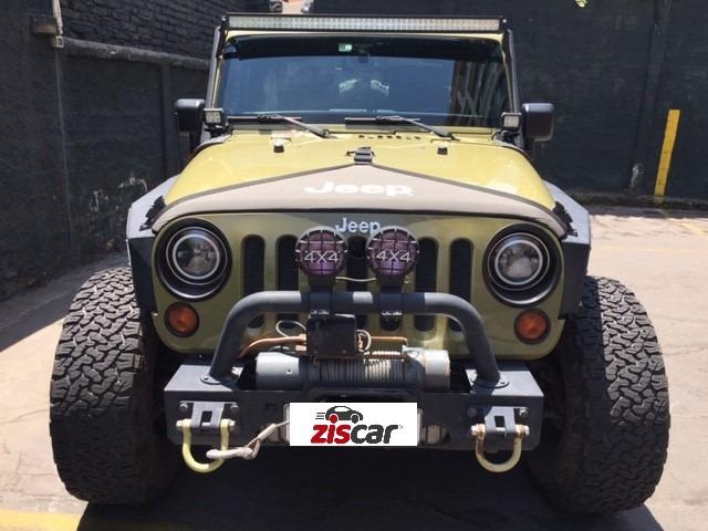 JEEP WRANGLER 3.6 SPORT 4WD AT 2014 Coordinar visita - contacto@ziscar.cl -