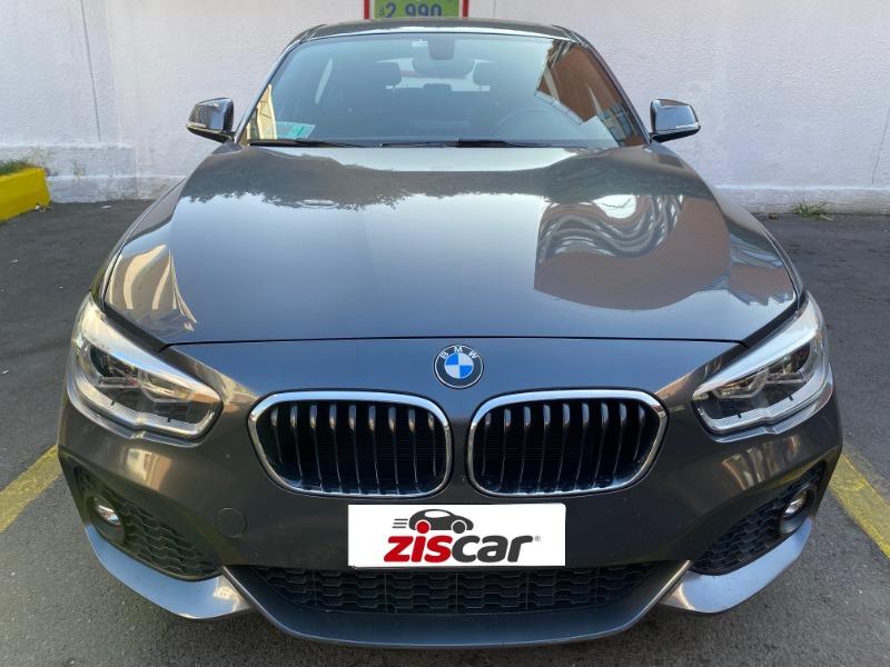 BMW 120I 2.0 A M SPORT 5 PTAS AUT 2018 Coordinar visita - contacto@ziscar.cl -