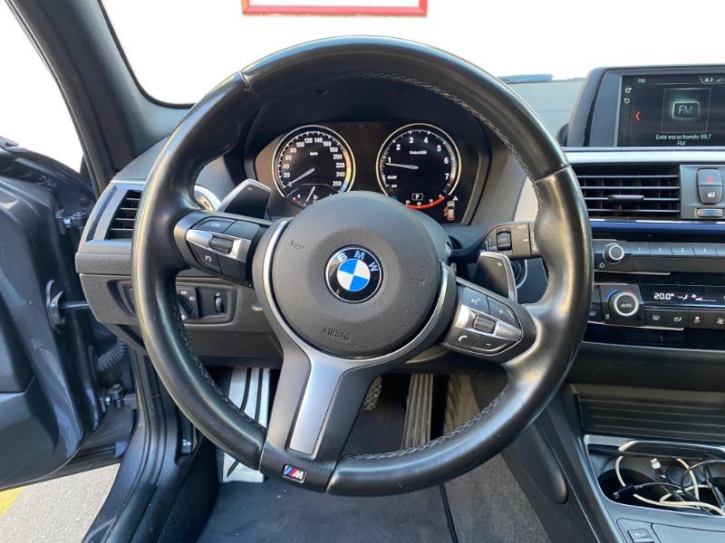 BMW 120I 2.0 A M SPORT 5 PTAS AUT 2018 Coordinar visita - contacto@ziscar.cl - FULL MOTOR
