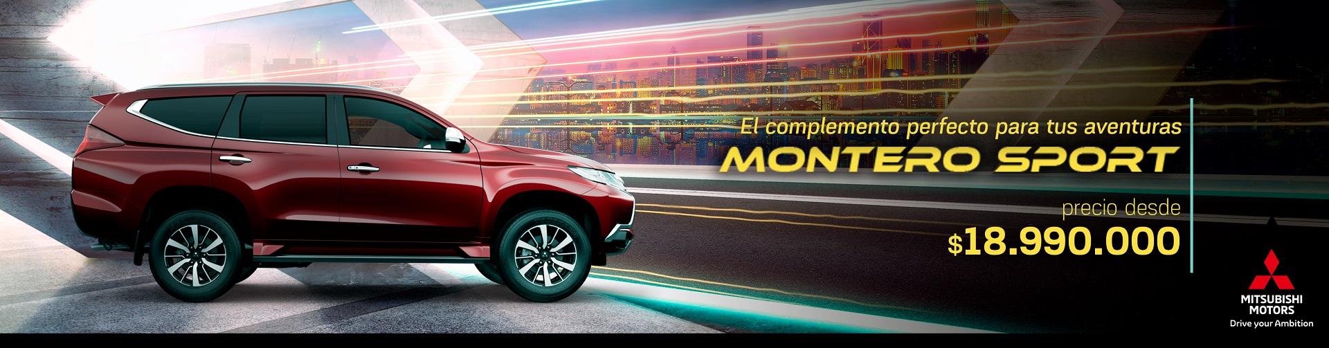 Gracia Autos - Montero Sport