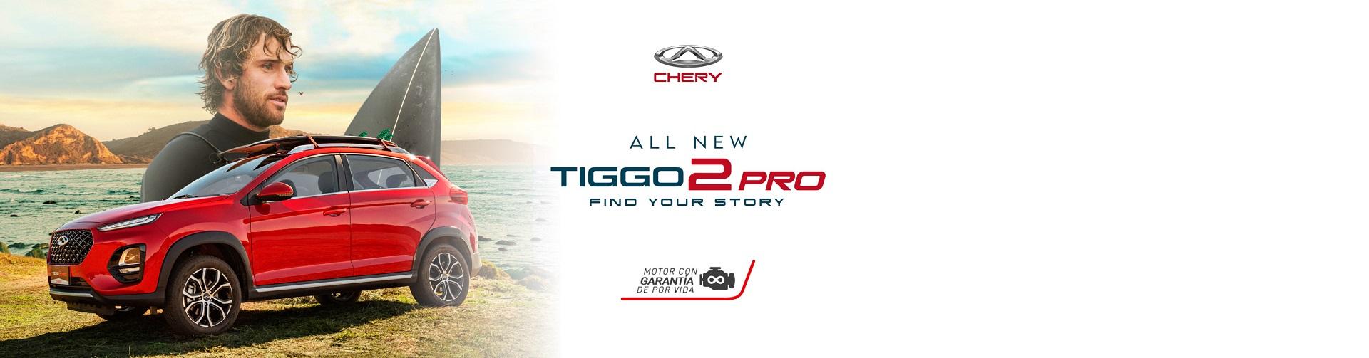 Gracia Autos - Tiggo 2 Pro